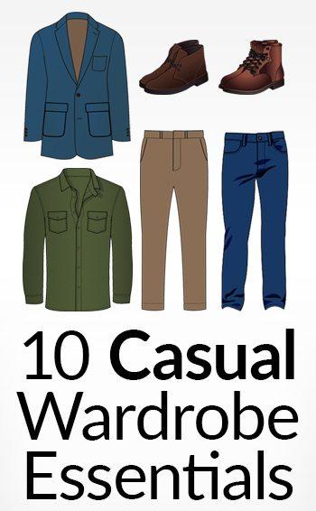 10 Casual Wardrobe Essentials For Cool Temperatures