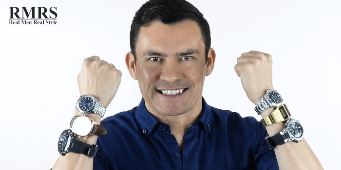 multiple watches