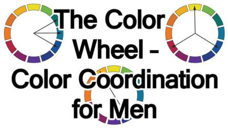 The Color Wheel Color Coordination For Men