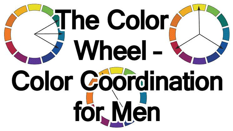 the color wheel color coordination for