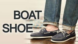 Boat-Shoe