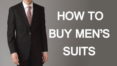 How To Buy Men's Suits | Rules For Buying The Perfect Suit