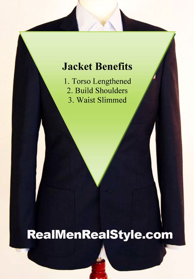 mens sport jacket benefits