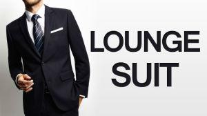Lounge-Suit