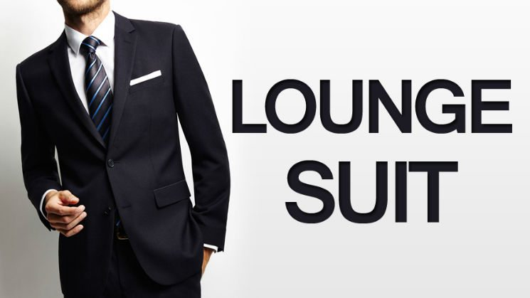 dress style lounge suit quality