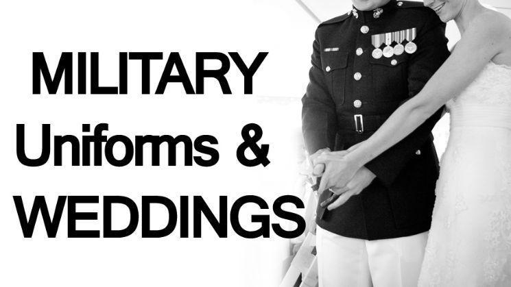 Military Uniforms & Weddings | Clothing Advice For Groom