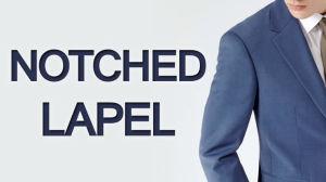 Notched Lapel