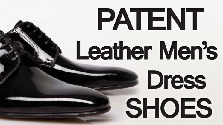 patent leather men s dress shoes when can you wear