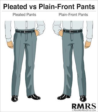 Dress Pants | Cuffs or No Cuffs | Men Style Tips