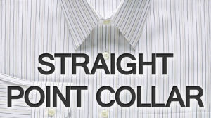 Straight Point Collar