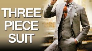 Three-Piece-Suit