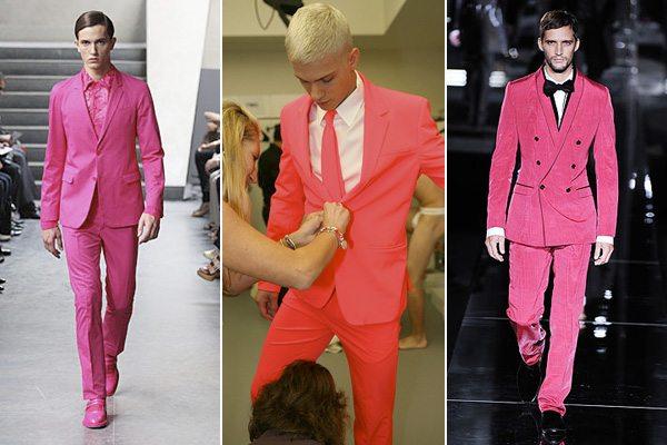 pinksuits