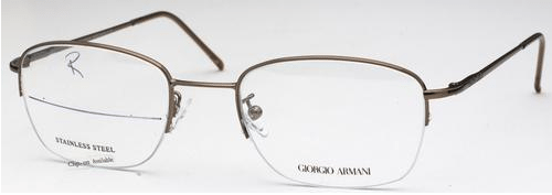 Armani men's glasses