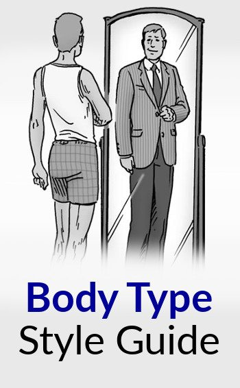 How To Dress Up According To Your Body Type Men S Body Shape Style
