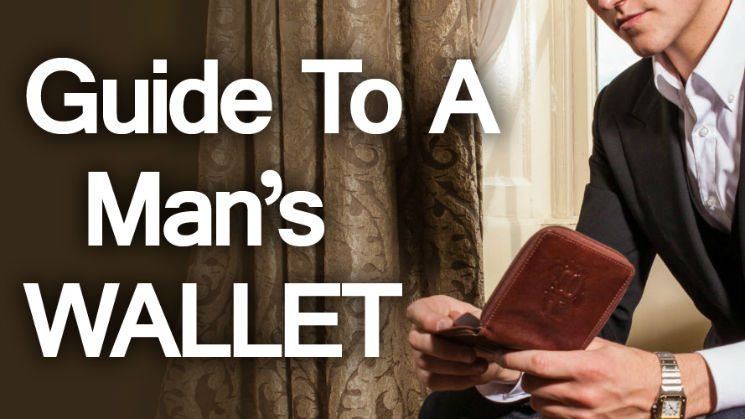 Guide To A Man's Wallet