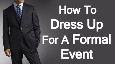 How-To-Dress-Up-For-A-Formal-Event