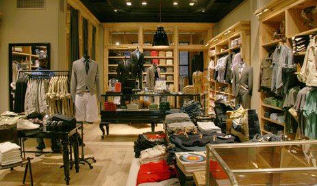 JCrew Clothing Shop