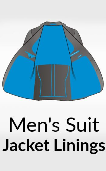 a2e44adc0c27d2 Men's Suit Jacket Linings | Understanding The Lining & The Interior ...