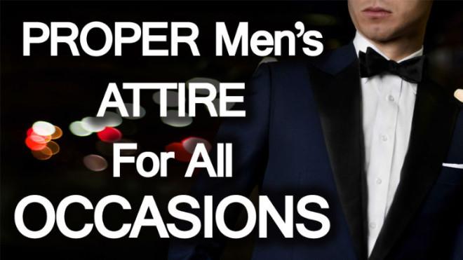 Proper-Mens-Attire-For-All-Occasions