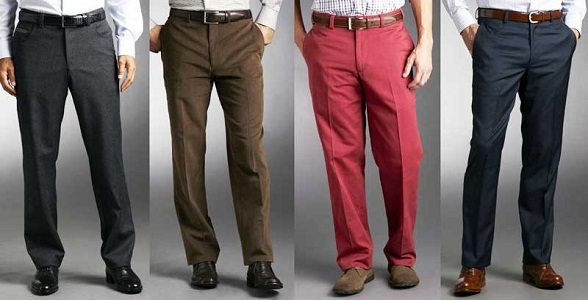 Men's Trousers | Trouser Style, Fit, and Fabric
