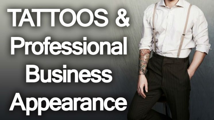 tattoos amp professional business appearance