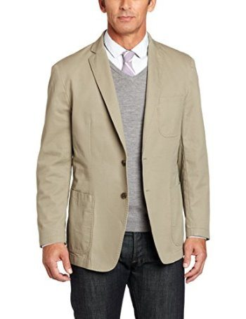 Mens suit jacket pocket flaps in or out