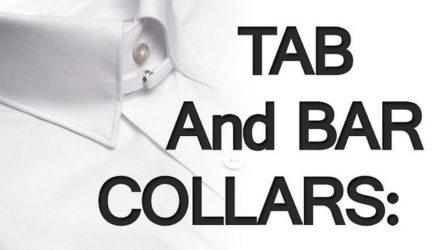 Tab and Bar Collar
