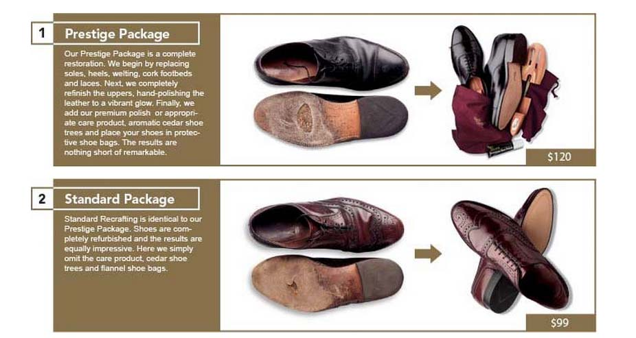 Rockport Shoe Sole Repair