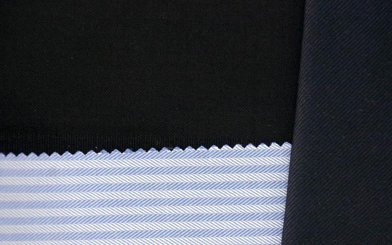 Blue tone clothing canvas