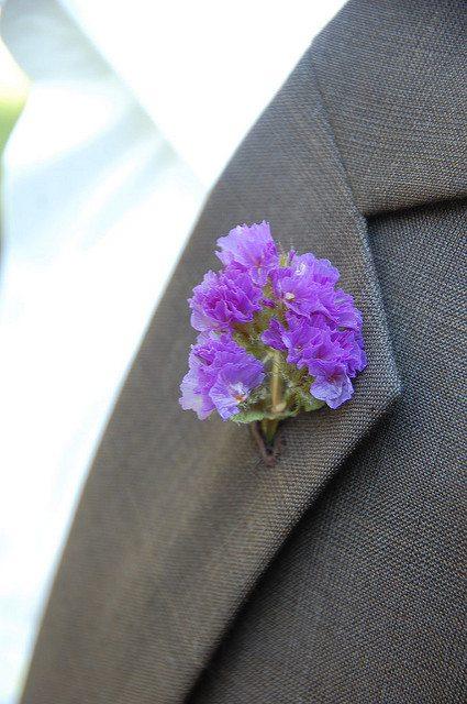 flower bouttoniere