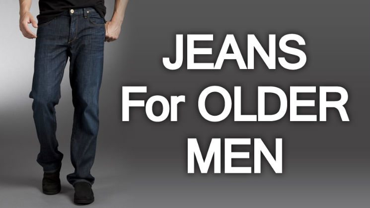 Jeans for Older Men | Denim for the Professional Man over 30