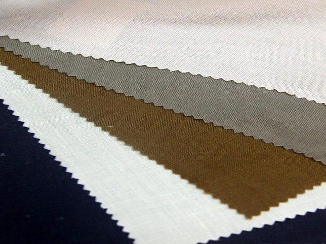 Linen Suit Fabrics