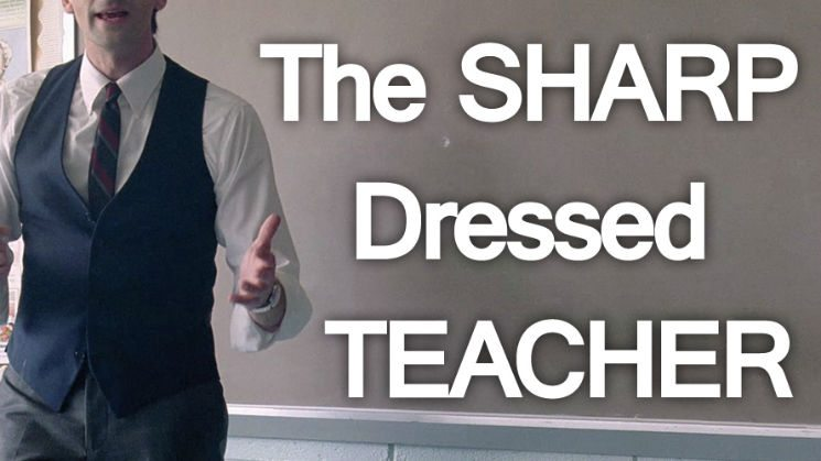 How To Dress Sharp As A Professor | Guide To Become A Well-Dressed ...