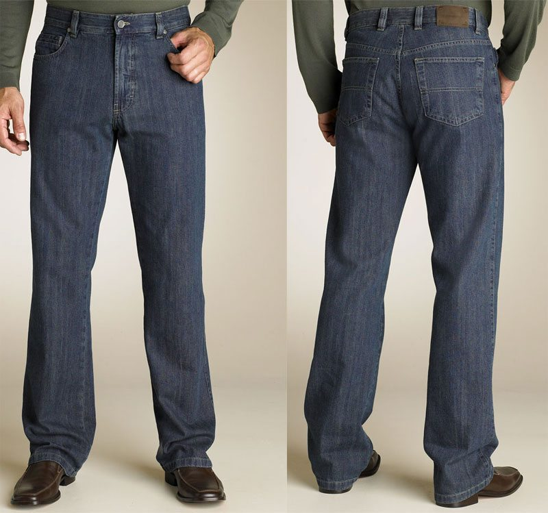 Zegna Mens Denim