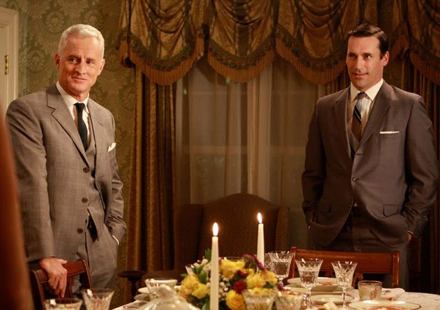 dress like the mad men the fashion of don draper