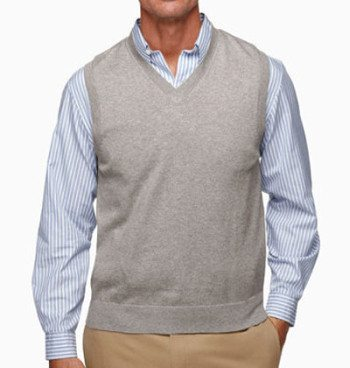 Men's Work Sweaters | How to Wear a Sweater in a Business ...