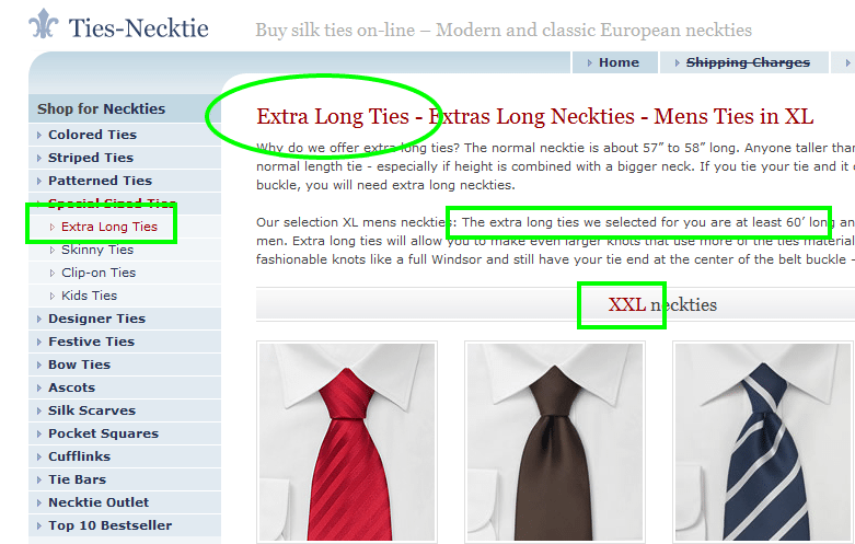 3 tie buying tips how to buy a quality necktie online 3 select a quality built necktie ccuart Image collections