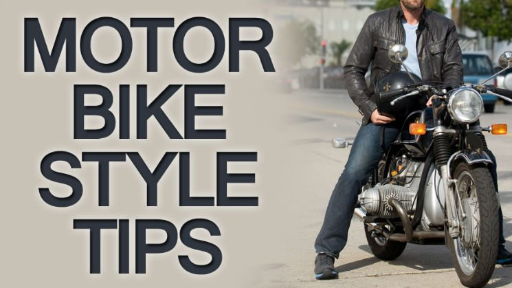 How To Dress Sharp When A Motorcycle Is Your Primary Means ...