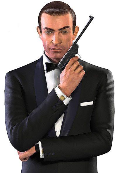 Dress Like James Bond New Years Eve