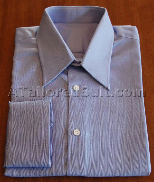 how to fold a dress shirt to avoid wrinkles