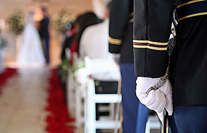 Military Uniforms Amp Weddings Clothing Advice For Groom
