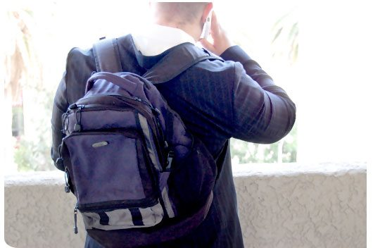 Why a Man Should Not Use a Backpack with His Professional ...