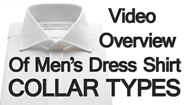 collared shirt types