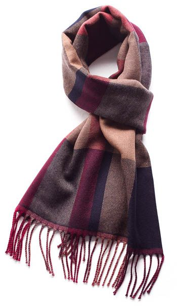 Men's Scarves & History | Wear A Scarf With Confidence