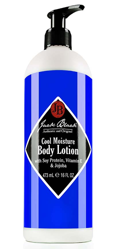 jack black body lotion for men