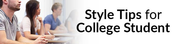 Style Tips For The Young Man College Men Fashion Video Guide