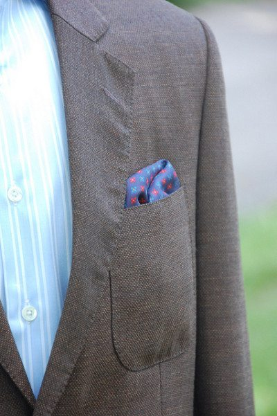 The Man S Sport Coat Patch Pockets And Patch Elbows Style Tips