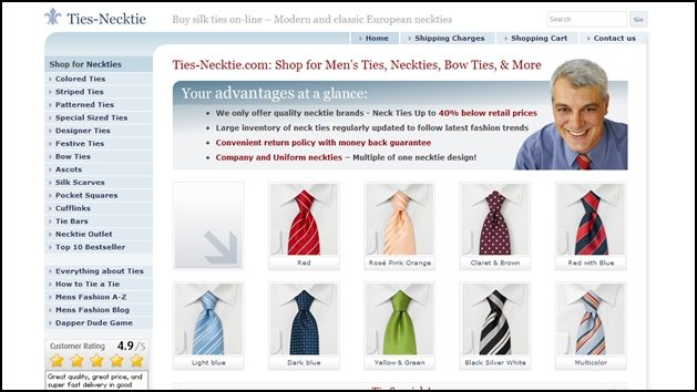 The Rules of Ties