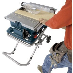 Bosch 4100-09 15 10-Inch Worksite Table Saw with Gravity Site
