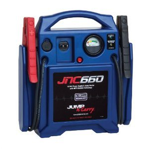 Jump-N-Carry 660 Battery Booster from Clore Automotive